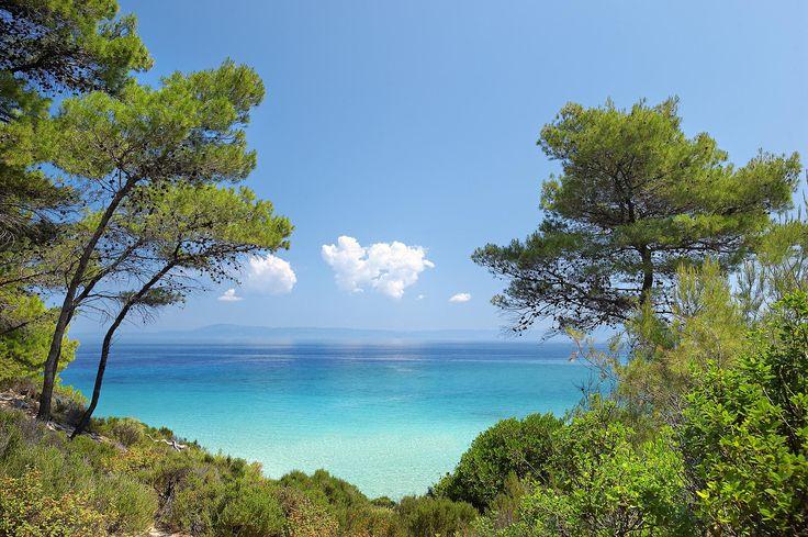 Kavourotrypes, Sithonia, Halkidiki, Greece