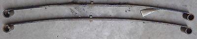 Leaf Springs, Set of 2 Springs Rear Suspension on Club Car Precedent OEM 2004+