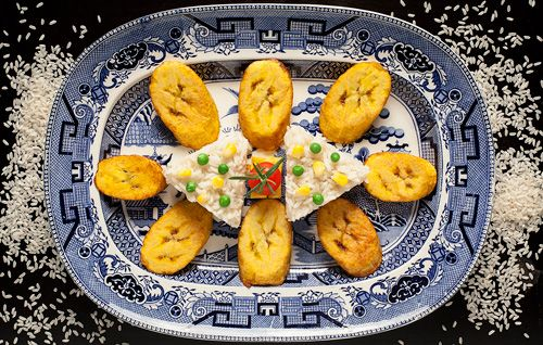 The Fried Plantains are excellent to accompany them with almost any ...