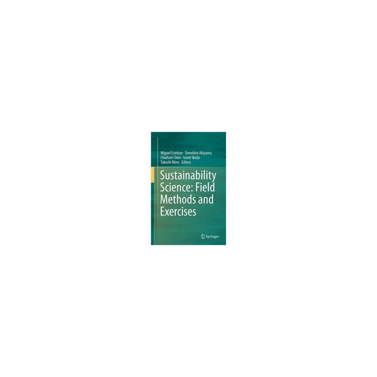 Sustainability Science : Field Methods and Exercises (Hardcover)