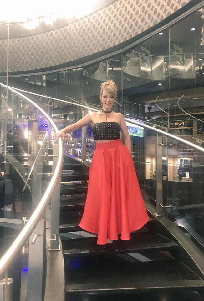 thank you Helen Desbois for choosing #DemocraticRepublic for your special event! You looked amazing! #DressingTheBest
