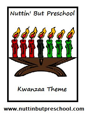 Songs, Fingerplays, and Group Time Information Kwanzaa is an African-American holiday that celebrates the harvest and teaches principles that go far beyond ethnic boundaries. An African-American ho...