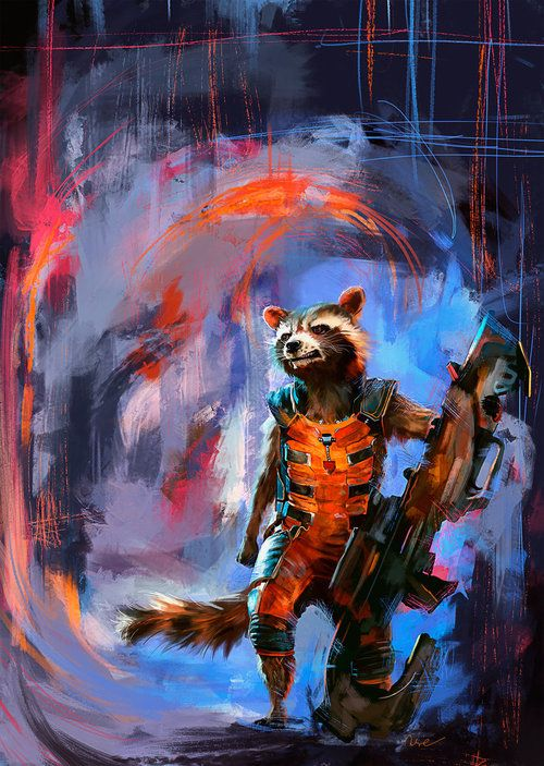 pixalry: The Guardians of the Galaxy - Created by Wisesnail | Tumblr Prints available for sale at Society6.