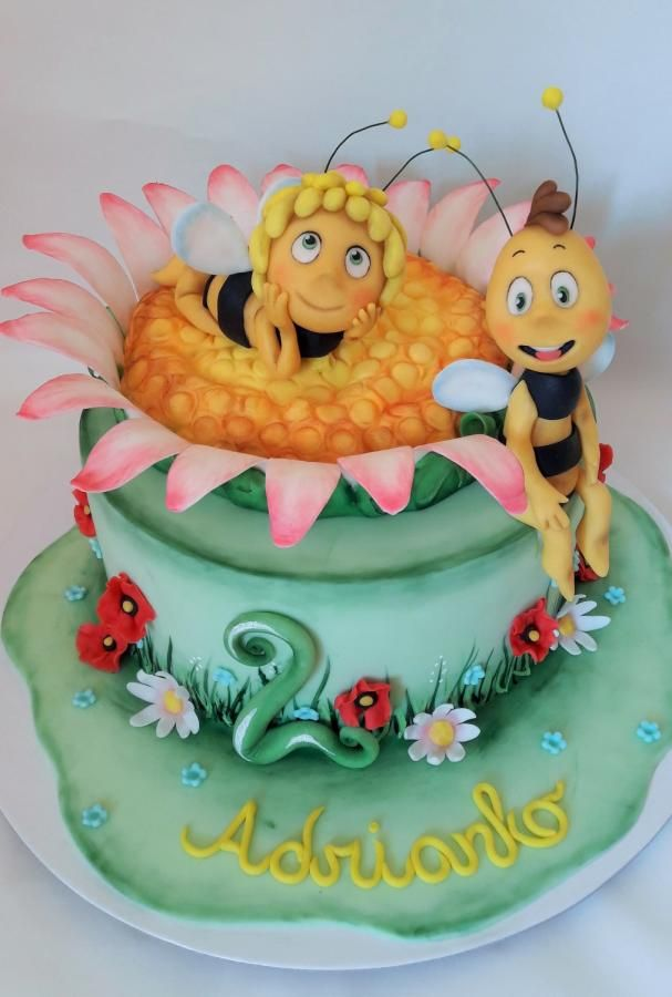 323 Best Images About Cartoon Cakes On Pinterest