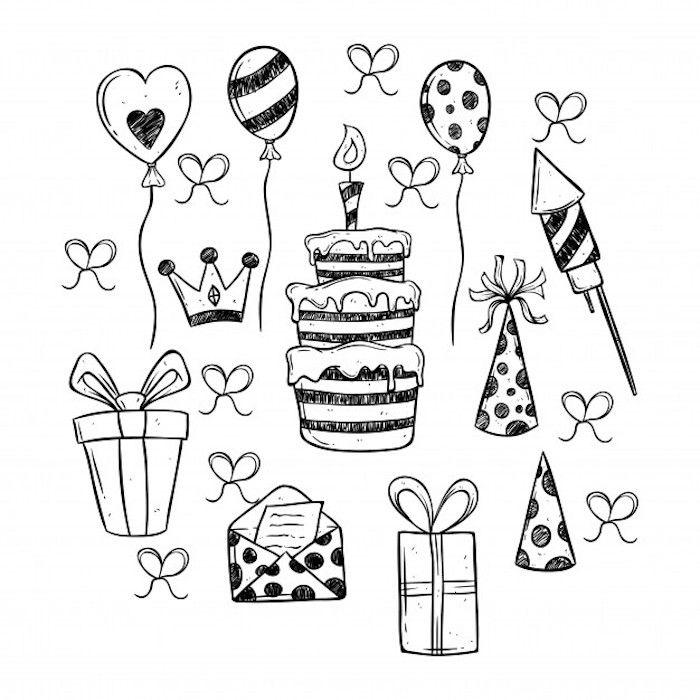 1001 Ideas De Dibujos De Cumpleanos Chulos Y Originales Dibujos De Cumpleanos Dibujos De Feliz Cumpleanos Tarjetas De Feliz Cumpleanos