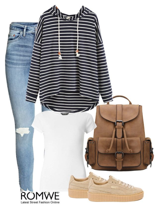 """""""Untitled #114"""" by nellanm on Polyvore featuring Dorothy Perkins and Puma"""