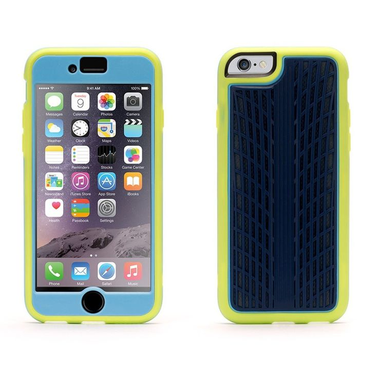 #iPhone6 Identity Performance cover fra #Griffin