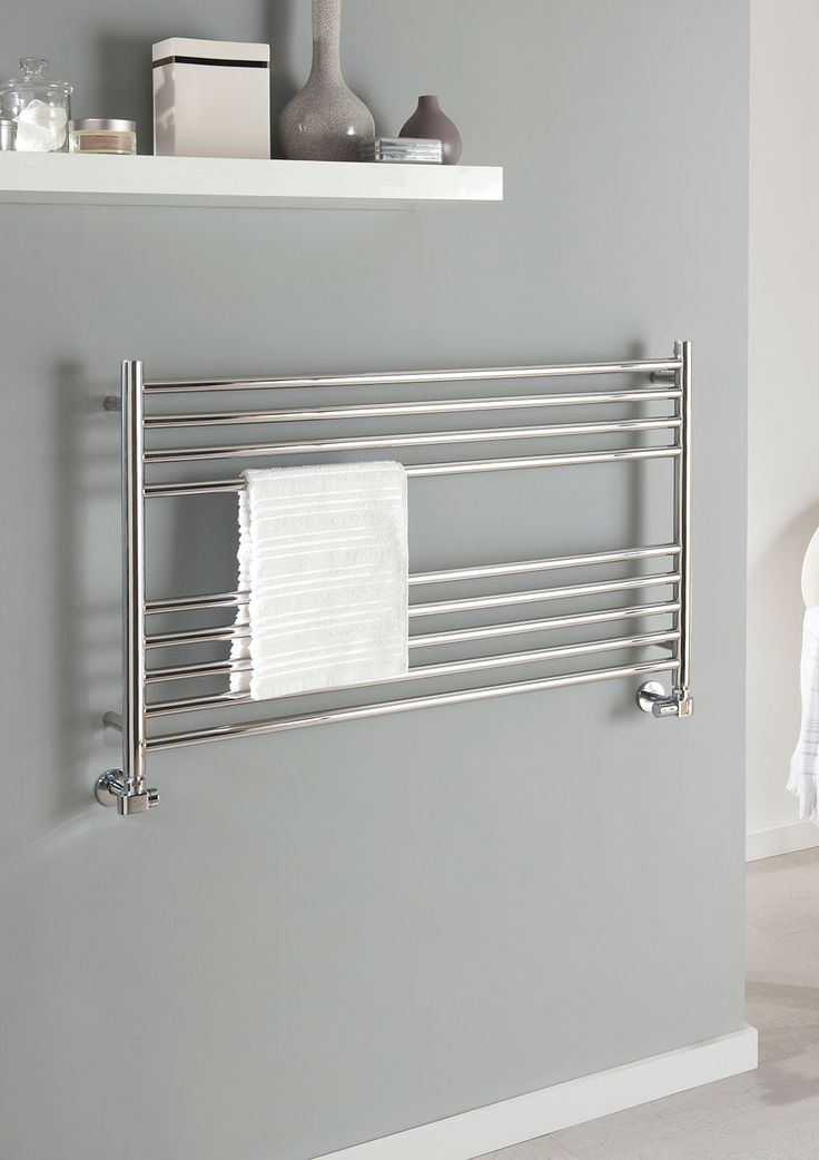 17 Best Ideas About Bathroom Towel Rails On Pinterest