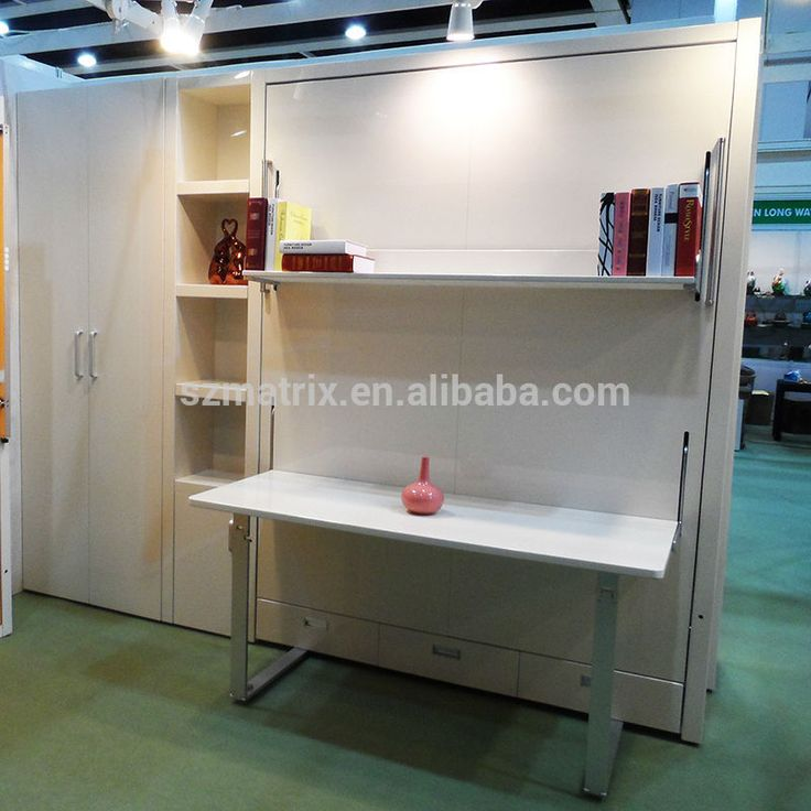 Space saving murphy bed,folding wall bed,ikea style folding bed ...