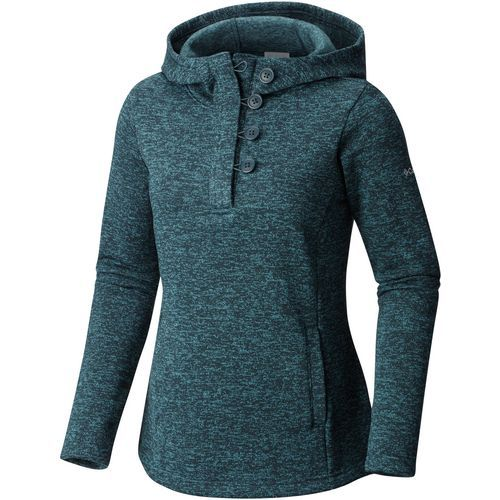 Columbia Sportswear Women's Darling Days Plus Size Pullover Hoodie (Navy, Size 1X) - Women's Outdoor, Women's Outdoor Long-Sleeve Tops at Academy S...
