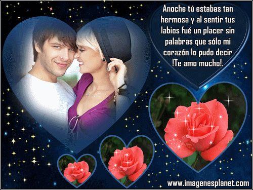 Fotos De Amor Con Fotos: Imágenes De Amor Con Frases De Amor