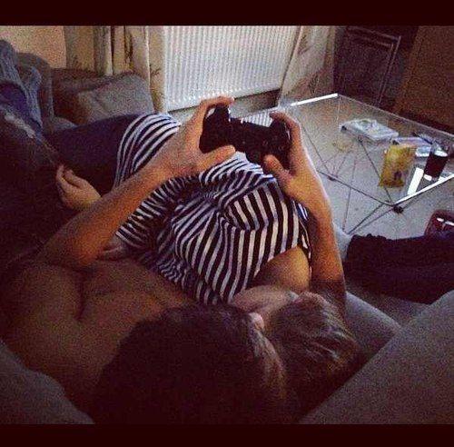 cuddle <3 #relationshipgoals
