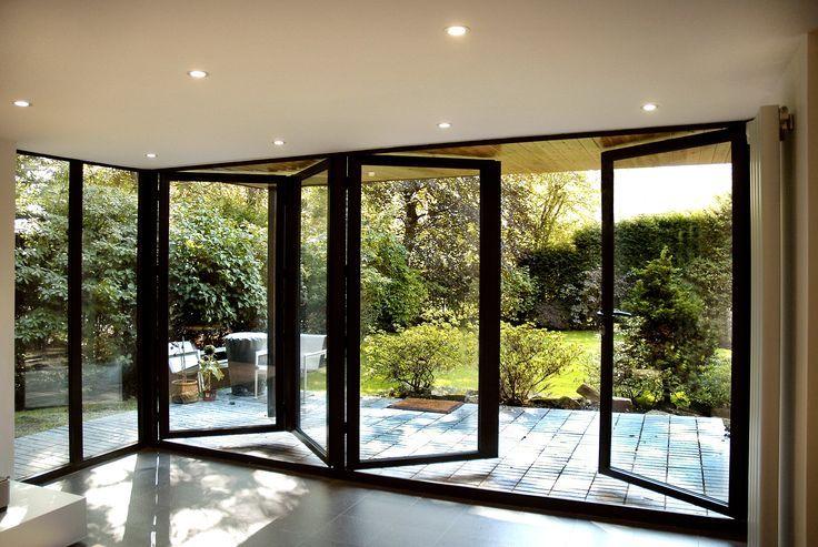 tri fold glass patio doors my blog
