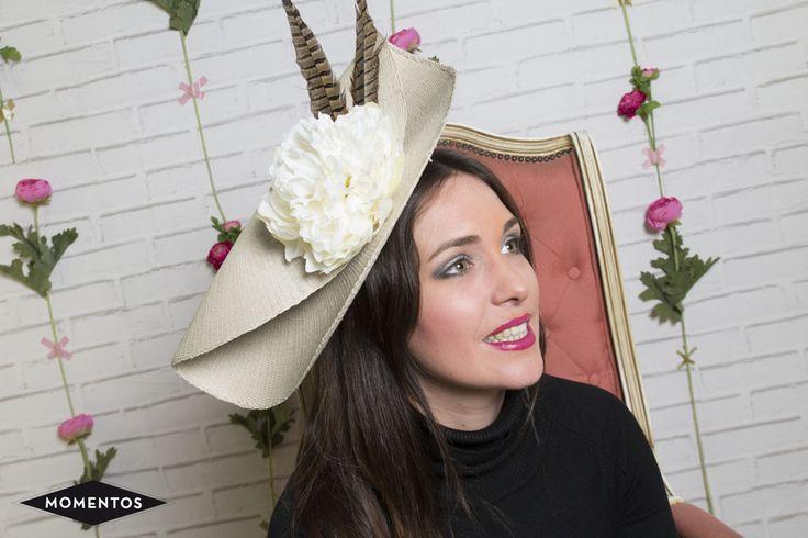 #tocados #headpieces #wedding Inauguración El Balcón de Alicia #event #party #opening #evento #fiesta #photocall Invitadas espectaculares!!