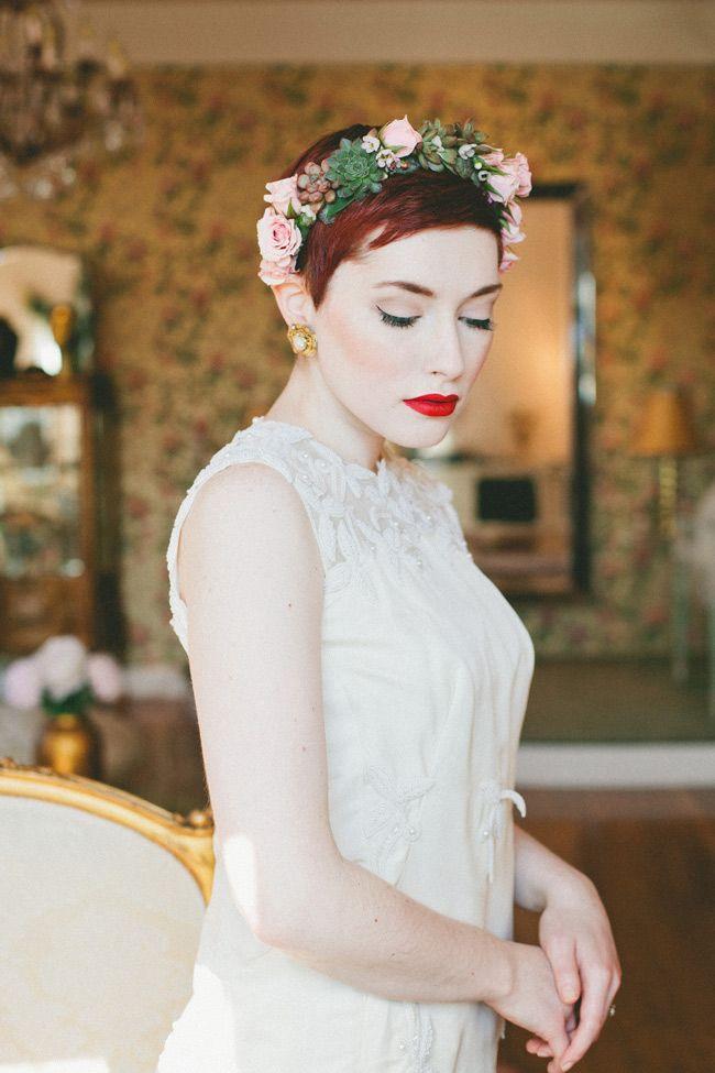 'Xtabay Vintage Bridal Salon' by Endlessly Enraptured #endlesslyenraptured #vintage