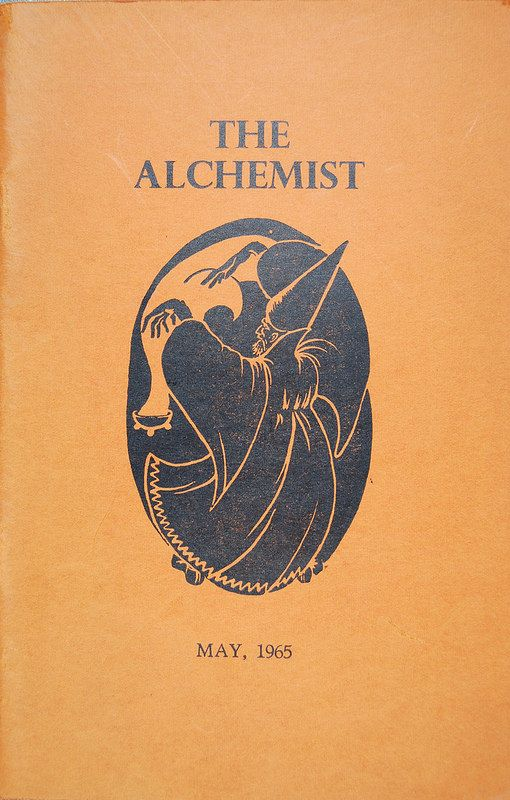 best books images illuminated letters university of glasgow alchemists club in 1925 the alchemists club started a magazine called