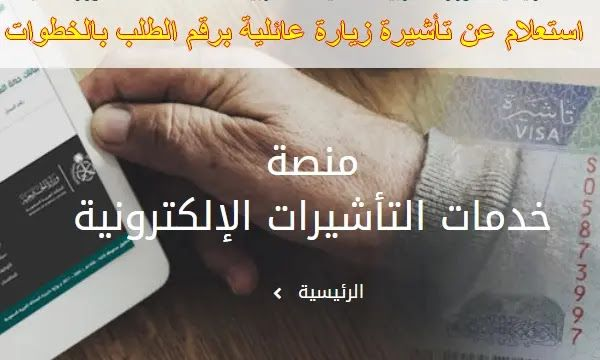 استعلام عن تأشيرة زيارة عائلية برقم الطلب من الخدمات الالكترونية التي تقدمها وزارة الخارجية السعودية حيث تقدم الوزارة العديد من الخدمات الإ Lol Visa Lockscreen