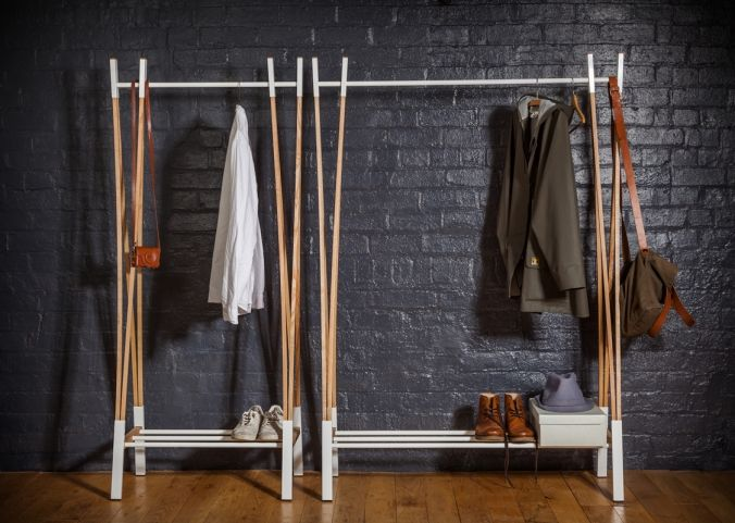 Kaori Clothes Rail by @RASKLdesign