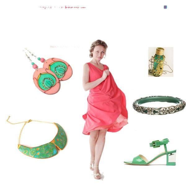 """""""Saturday Style # from MADEbyMADA"""" by www.MADEbyMADA.esty.com"""