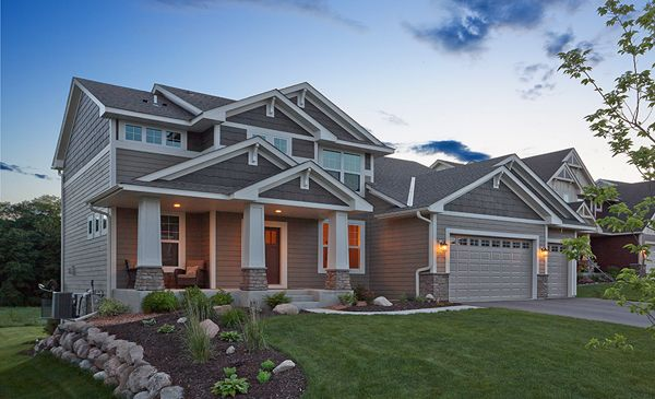 175 best dream homes in mn images on pinterest for Craftsman style homes atlanta
