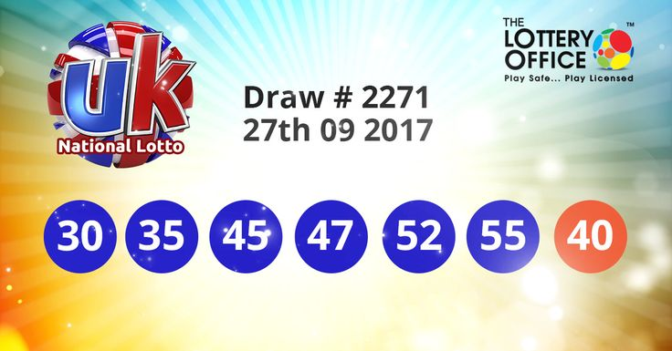 UK #Lotto winning numbers results are here. Next Jackpot: £14.4 million #lotto #lottery #loteria #LotteryResults #LotteryOffice