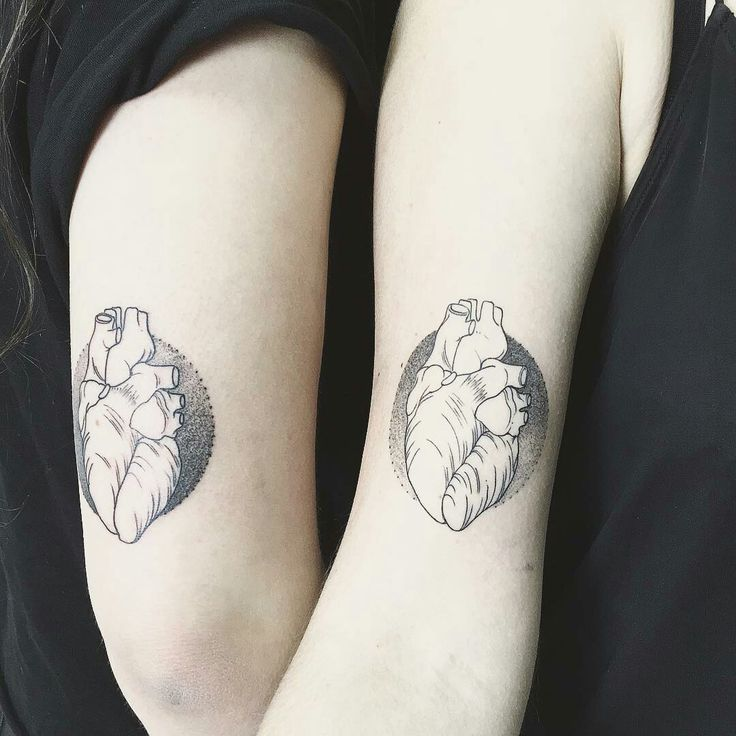 Tattoo done by: @iosep.ink #corazon #heart #hearttattoo