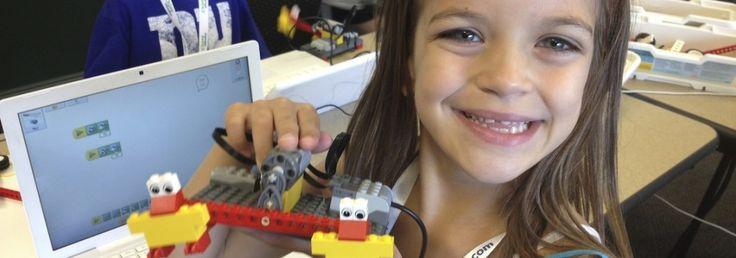 Junior LEGO Robotics Camp