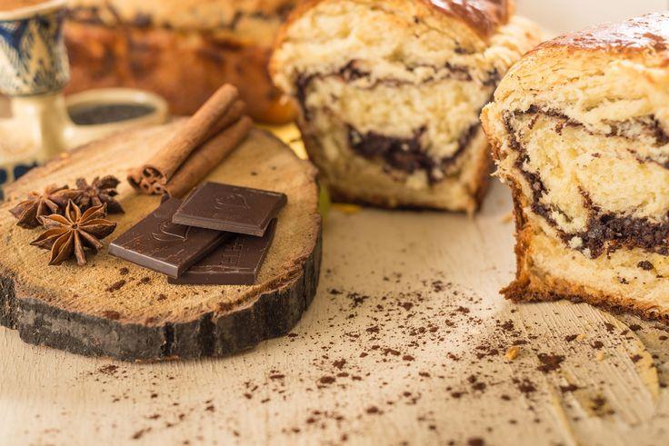 #cozonacim cu #Cozonacul Dolofan ~ Cozonac cu Ciocolata