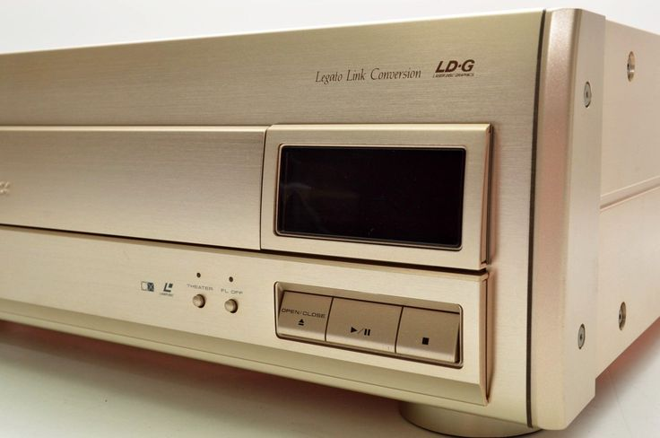 Pioneer LD S9 Laserdisc Player Japan Japanese Version Refno 54051 | eBay