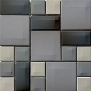 vitra-5x5 Day-to-Day Mozaik Gri Parlak