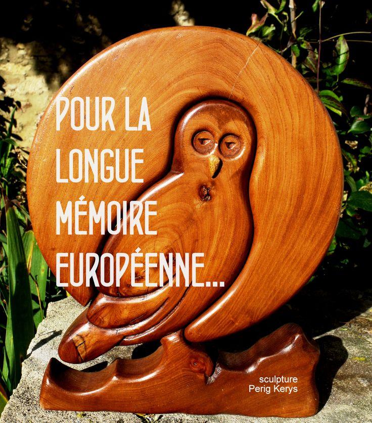 Pour la longue mémoire européenne