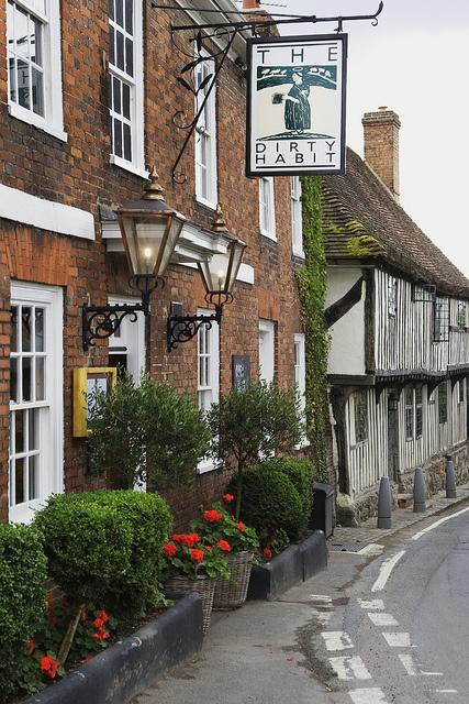 The Dirty Habit, Hollingbourne, Kent