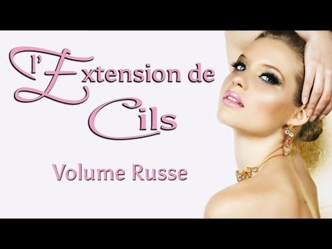 Cils Volume Russe - Belash Extension de Cils
