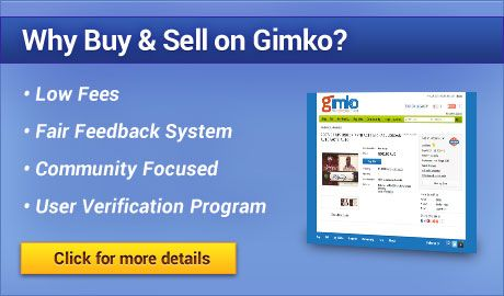 Why Buy & Sell on Gimko