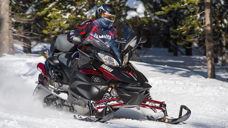 Туристический снегоход Yamaha RSVenture GT в магазине Супер Марин