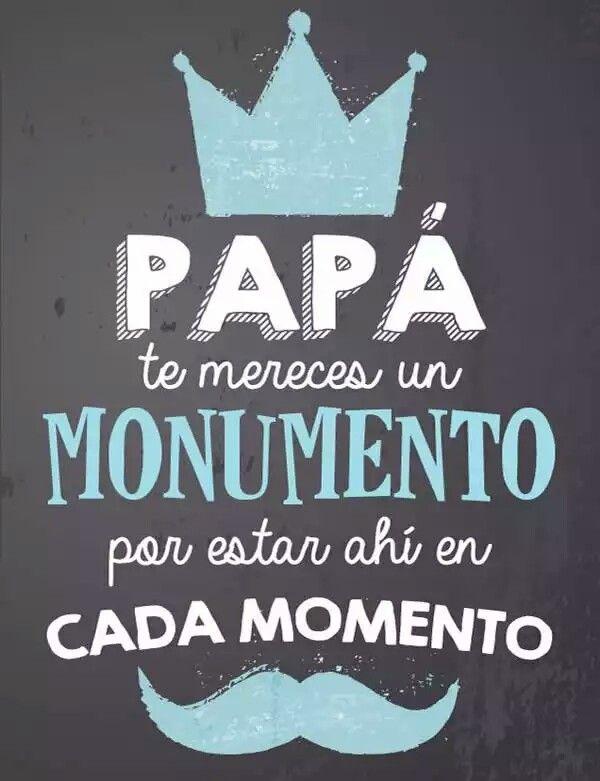 103 best images about padre on pinterest te amo - Mr wonderful dia del padre ...
