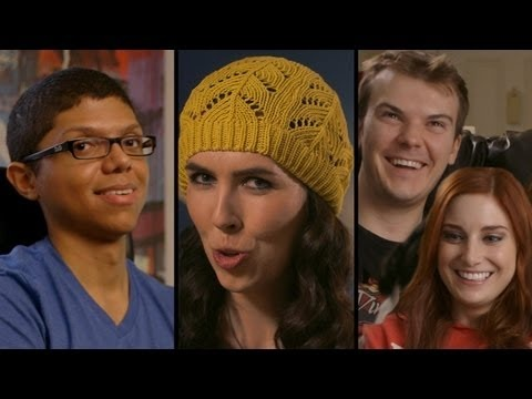 "Watch Brittani Louise Taylor, Tay Zonday (""Chocolate Rain""), Bree Essrig, & Steve Greene all talk about what YouTube means to them on SubCultures!"