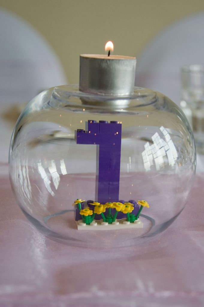 Lego table number 1   Table number 1 at our wedding receptio…   Flickr