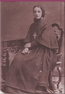 This Italian-born nun founded an institute of missionary sisters, more than one hospital, and 67 orphanages around the world. When she died in Chicago at age 67, she was interred at one of these orphanages - the St. Cabrini Home in West Park, New York. Fourteen years later, her remains were moved to the chapel at New York's Mother Cabrini High School. As part of the beatification process, her body was exhumed and examined by the Vatican. In 1946, Mother Cabrini became the 1st American to be…