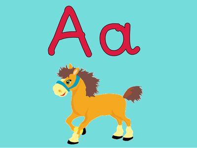 Αλφάβητο - tzeni skorda