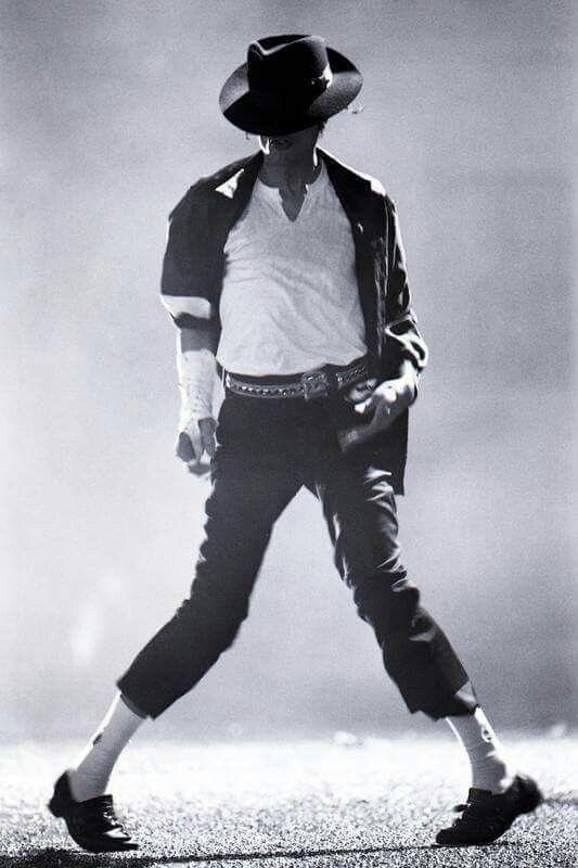Iconic Michael.