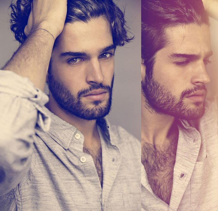 Thibault Théodore...I'm convinced this is the most beautiful man in the world.