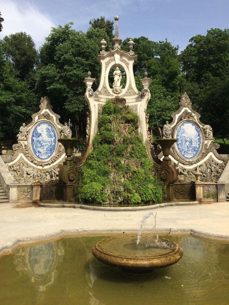 Jardim de Sereia, Coimbra Portugal