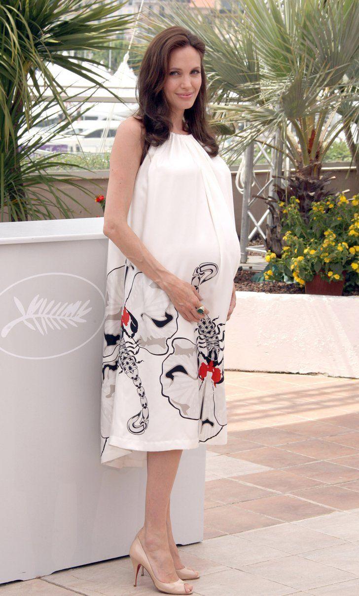 Pin for Later: 40 Gründe, Angelina Jolie's Style zu lieben Angelina Jolie 2008 beim Filmfest in Cannes
