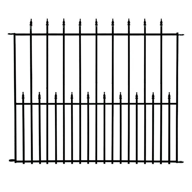 best 25+ steel fence panels ideas on pinterest | metal garden