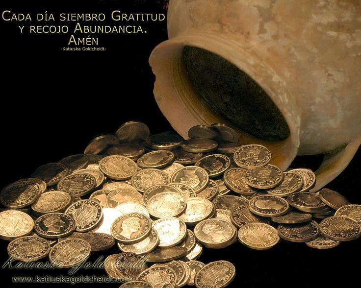 Afirma; La Riqueza forma parte natural de mí... http://katiuskagoldcheidt.com/crezco-en-riquezas/