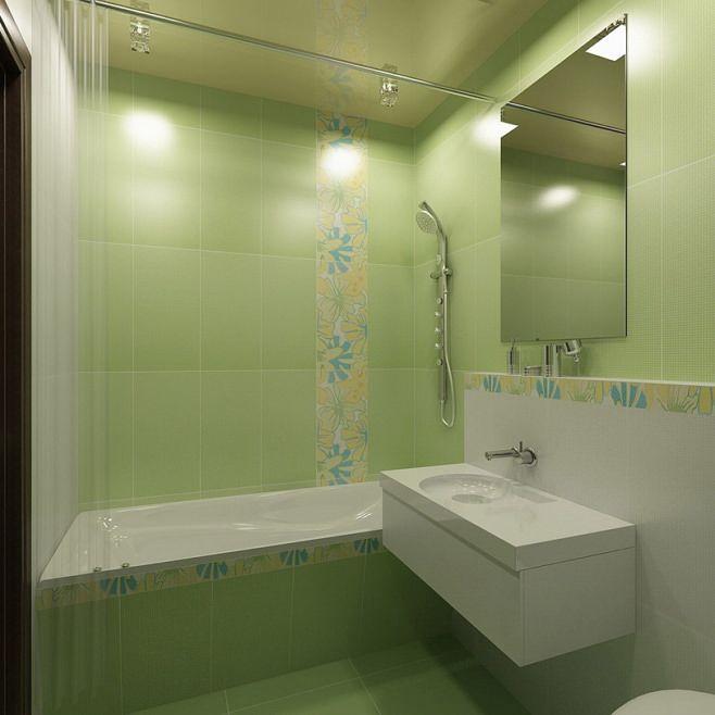 зеленые ванные комнаты - Поиск в Google