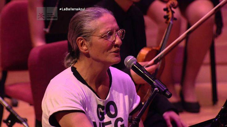 Liliana Felipe y la Orquesta Florencio Varela: A nadie | La Ballena Azul
