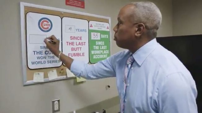 ESPN Honored the Cubs' Win With One of the Better 'This Is SportsCenter' Ads in a While