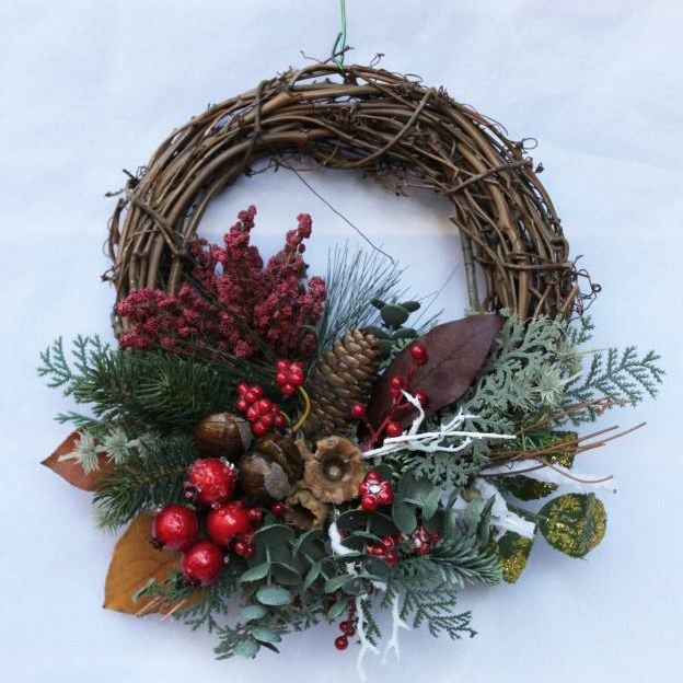Le 25 migliori idee su decorazioni di benvenuto a casa su pinterest artigianato di benvenuto a - Decorazione natalizia per porta ...